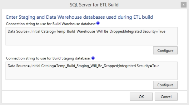 Generating and Deploying Code - Data Warehouse Automation